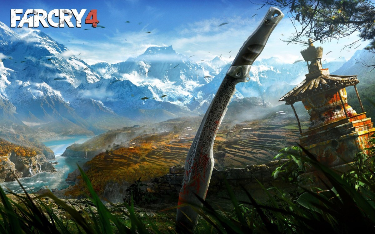 Far cry 4 Bow and Arrow - Image by Ubisoft