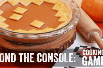 BTC: Cooking For Gamers Header Image
