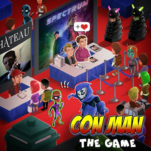 Con Man: The Game (via @ConManSeries)