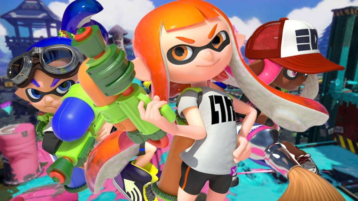 Splatoon (via IGN)