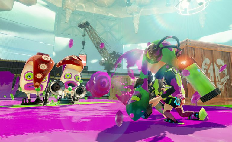 Splatoon (via Metro UK)