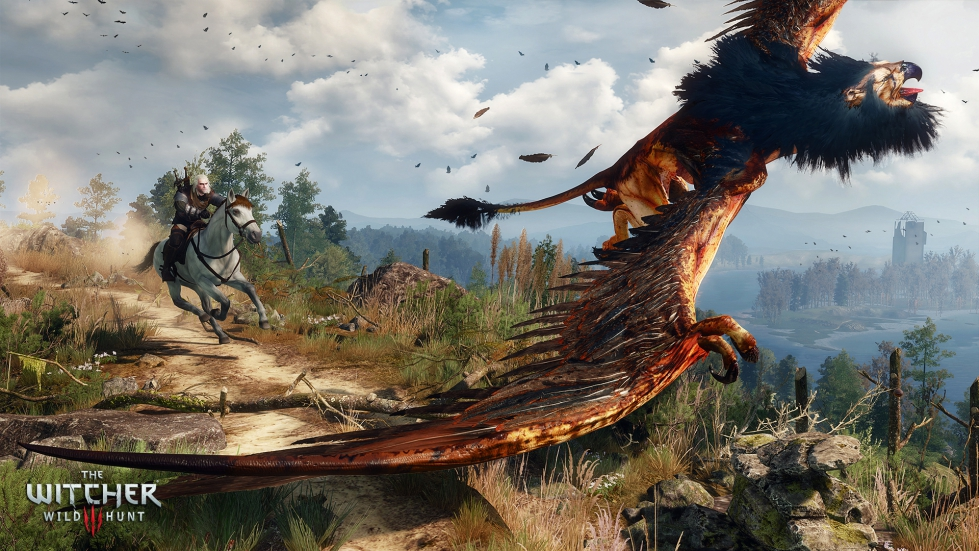 The Witcher 3 Wild Hunt. Image via official website.