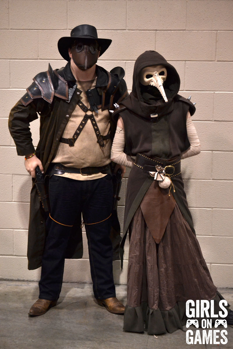 Steam Punk cosplay at Fan Expo 2015