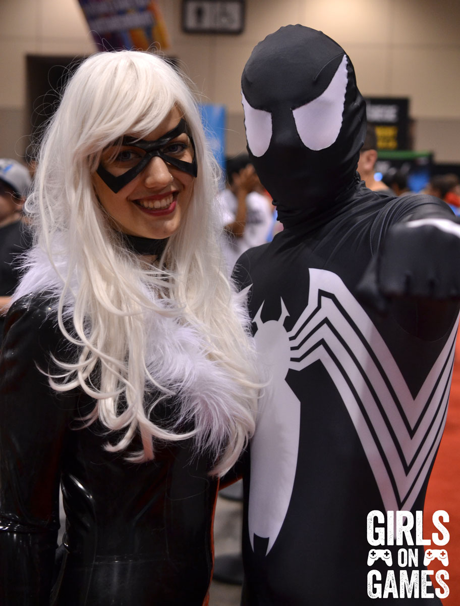 Marvel cosplay at Fan Expo 2015