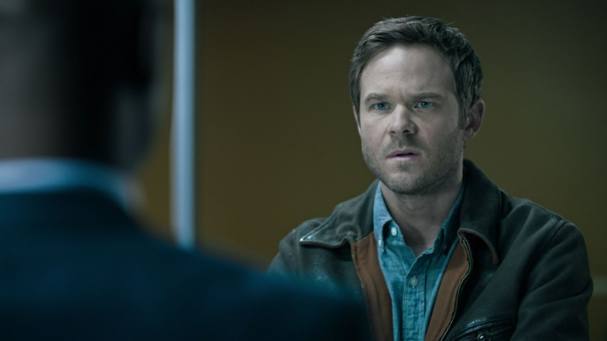 Quantum Break TV Show: Shawn Ashmore as Jack Joyce - from Microsoft Studios / Remedy Entertainment