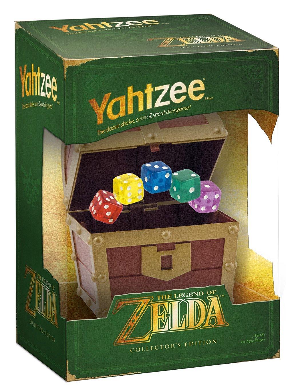 Zelda Yahtzee