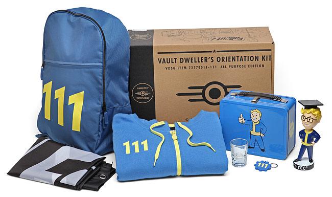 Fallout 4 Vault Dweller's Kit