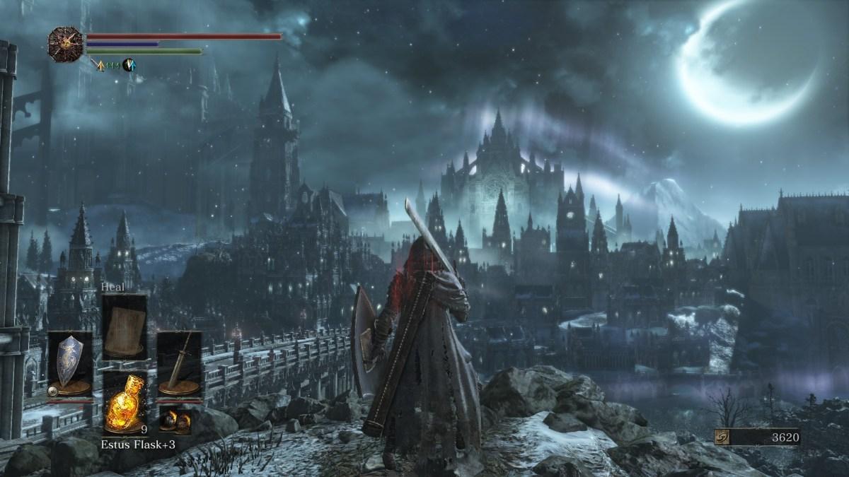 Irithyll - Dark Souls 3 - Simon Marcoux - girlsongames.ca