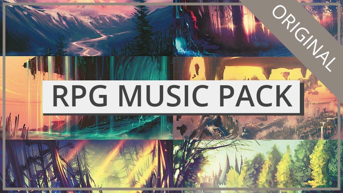 David Vitas RPG Music Pack Cover
