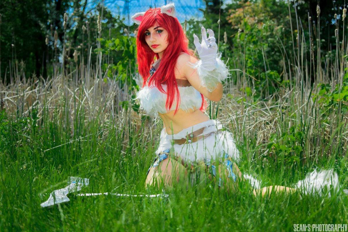 Rosie Stormborn Cosplay as Kitty Cat Katerina - seansphotography91