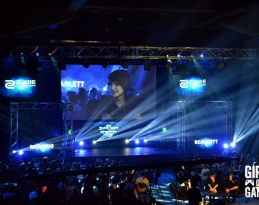 Starcraft II at Dreamhack Montreal 2016
