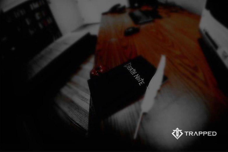 Death Note Escape Room