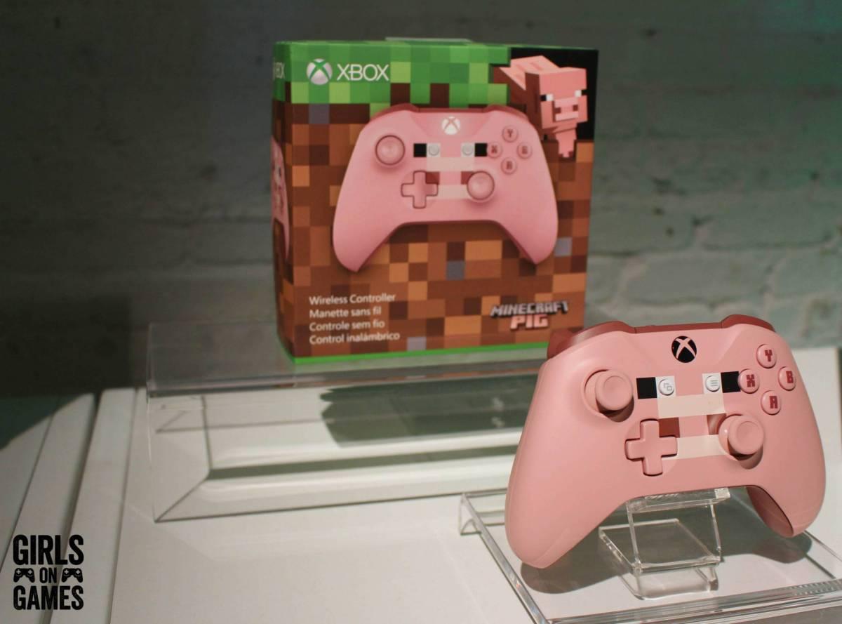 Minecraft Controller