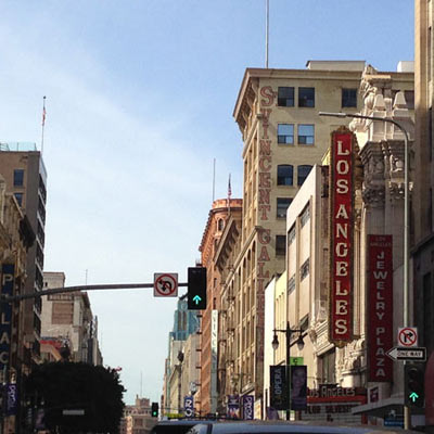 Landmarks Reveal LA's History