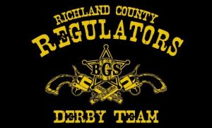 Richland County Regulators Logo