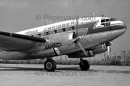 Trans Caribbean Airlines in its first incarnation