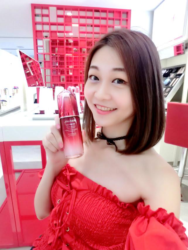 ShiseidoHK, Ultimune, StrongerEveryday, Ultrasmooth, Ultraradiance, Ultrahydration, Ultrayouth, 肌膚再見細緻, 透現光澤, 回復水潤, skincare, lovecath, catherine, beauty, beautyblogger, iger,