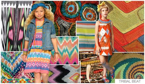 Spring 2015 Trend Alert!  Tribal Fusion