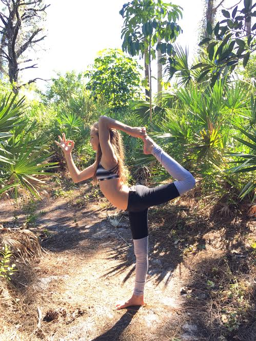 Meet Lexi, one of the Youngest Certified Yoga Instructors in USA!  #Yoga