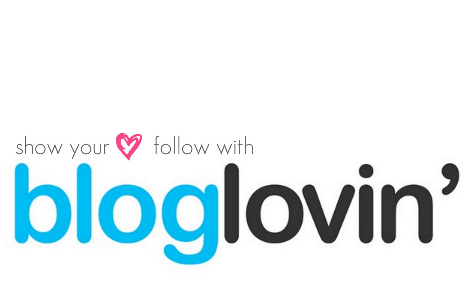 Find Our Blog on BlogLovin'!