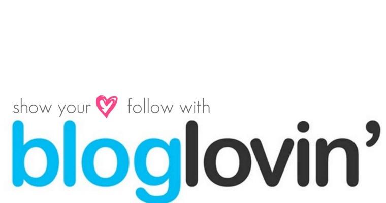 Find Our Blog on BlogLovin'!