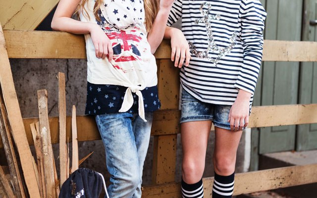 Kids #Denim Spotlight: Blue Rebel & Blue Effect