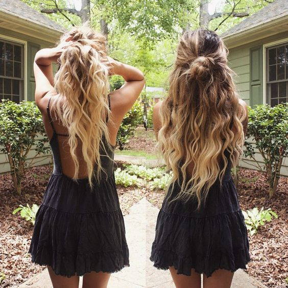 10 Gorgeous Hair Styles to Fall in Love With