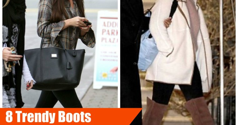 The Top 8 Trendy Fashion Boots for Teens & Tweens This Fall