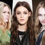 natural wavy hair, natural hair trends, runway styles