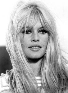 Bridget Bardot Hairstyles, 60s hair styles