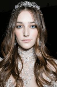 Natural long hair styles, runway, hippie hair