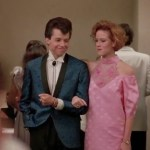 Pretty in Pink, Molly Ringwald, 80s, Prom Dress