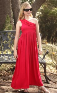 Maxi dresses for Tweens, five loaves two fish, girls tween fashion