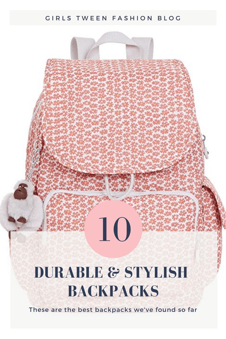 Top 10 Best Backpack Brands For Teens Tween Girls