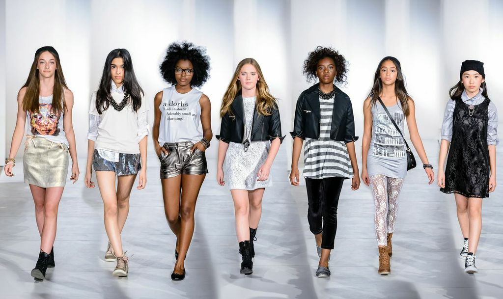 Fashion Design For Tweens And Pre Teens