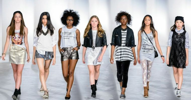 Fashion Design for Tweens and Pre-Teens