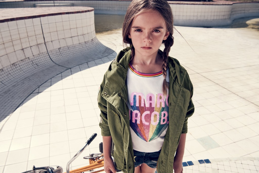 Marc Jacobs Little Marc Girls Collection SS '18