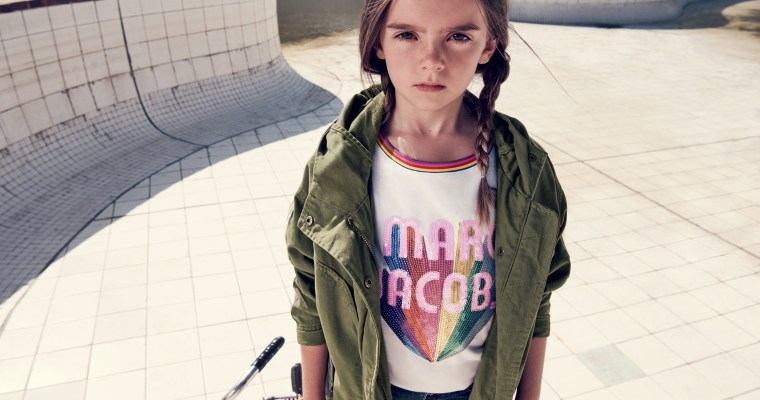 Brand of The Week: Little Marc Jacobs S/S '18