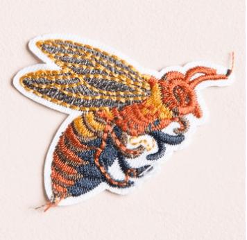 Queen Bee patch, Brandy Melville