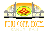 Stana Puri Gopa Hotel Sanur Bali