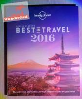 Win an amazing best of  travel collection of  Lonely Planet!