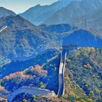 Asia 3 The Great Wall