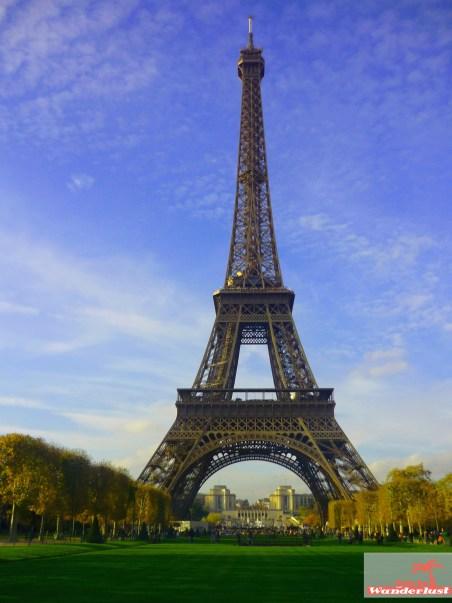 Eiffel towerlogo