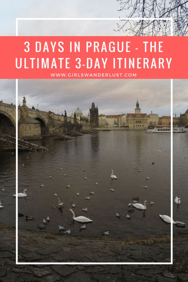 3 Days in Prague – The ultimate 3-day itinerary. #girlswanderlust #wanderlust #travel #traveling #travelling #travel #travelblog #travelinspiration #inspiration #Prague #Praha #Czech.png