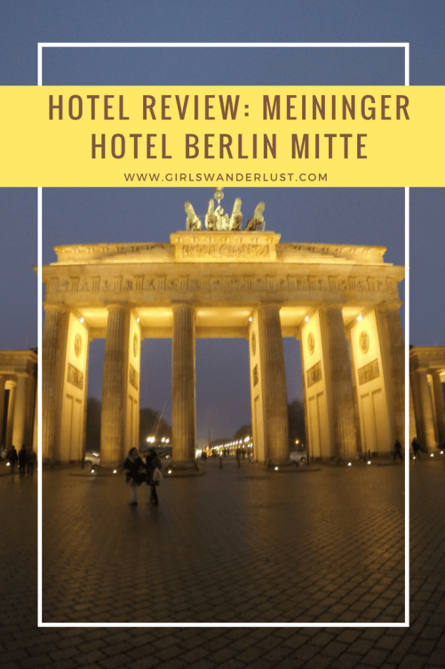 Hotel review- MEININGER Hotel Berlin Mitte via @girlswanderlust #travel #berlin #berlijn #germany #girlswanderlust #europe #wanderlust #hotel.png