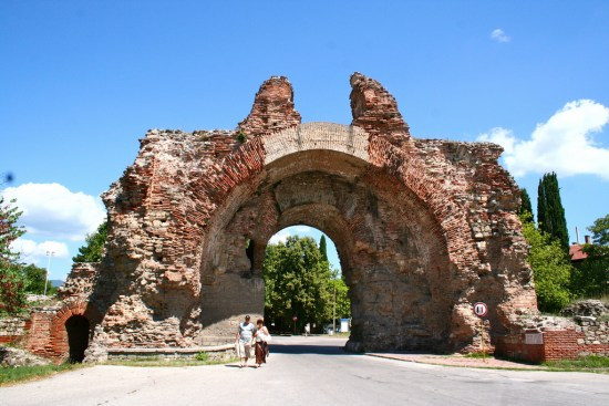 Puerta Kamilite, Hisarya - 3