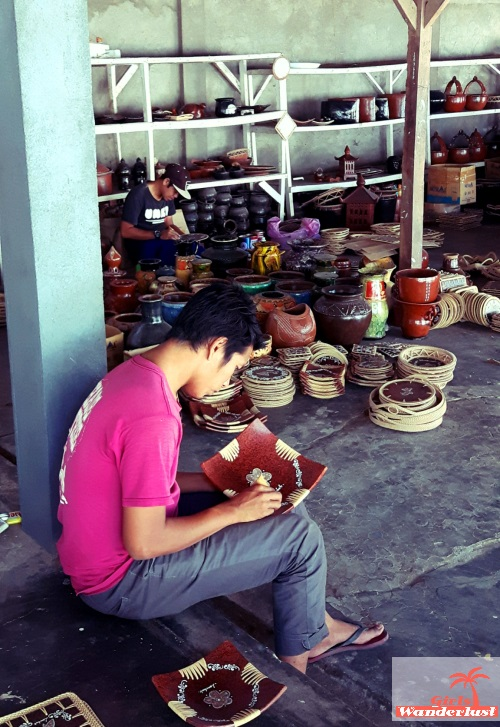 Cultural day trip itinerary from #Senggigi to #Mataram and suburb #Ampenan in #Lombok, #Indonesia by @Girlswanderlust. #Banyumulek #pottery 3 #Girlswanderlust #travel #wanderlust #asia.jpg