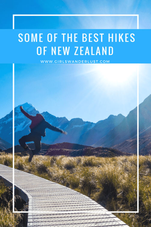 Some of the best hikes of New Zealand