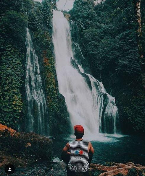Banyumala Waterfall by @nyoman.rasma_bali