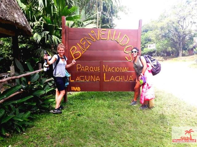 Off the beaten track in #Guatemala #Laguna #Lachuá  #Lake #Lachua National Park close to #coban by @girlswanderlust #girlswanderlust #travel #guate #central #america #rainforest #paradise #wanderlust #traveling #nature  7.jpg
